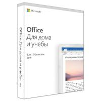 Офисное приложение Microsoft Office Home and Student 2019 Rus Medialess (79G-05075)
